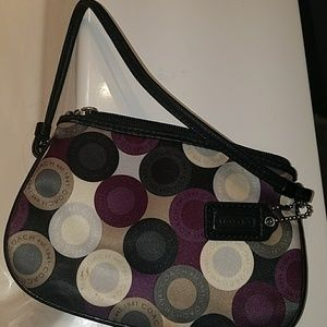 COACH Wristlet Never used, no tag